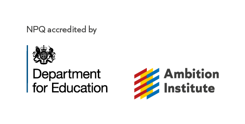DfE Ambition logo